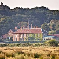photo of the victoria at holkham restaurant