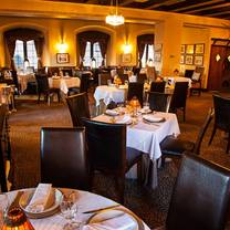 photo of ambassador dining room restaurant