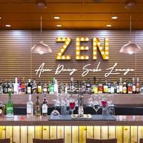 photo of zen kudamm ii restaurant