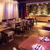 photo of pentahotel warrington restaurant