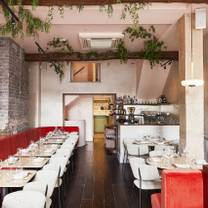 photo of haya london restaurant