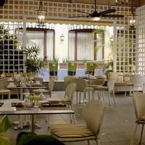 photo of patio del nispero - hotel el convento restaurant
