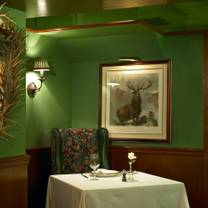 photo of pacific dining car - los angeles restaurant