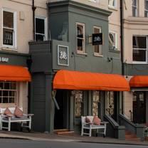 photo of bill's restaurant & bar - richmond restaurant