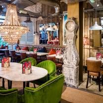 photo of bill's restaurant & bar - hammersmith restaurant