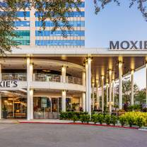 photo of moxie's grill & bar - houston restaurant