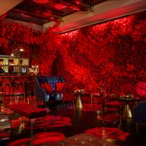photo of the lobby bar at dream downtown restaurant