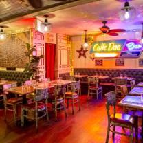 photo of calle dao - bryant park restaurant