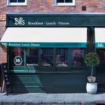 photo of bill's restaurant & bar - marlow restaurant
