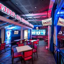 photo of atlanta braves all-star grill restaurant