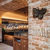 photo of omnia bistro & bar restaurant