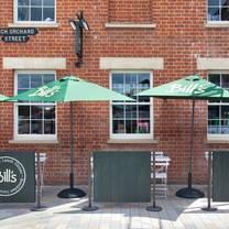 photo of bill's restaurant & bar - gloucester quays restaurant