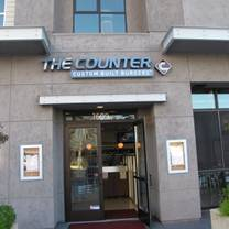 photo of the counter - walnut creek - priority seating restaurant