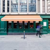 foto von glas restaurant