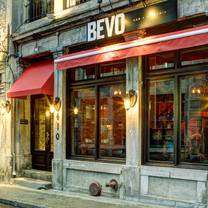 photo of bevo bar + pizzeria restaurant