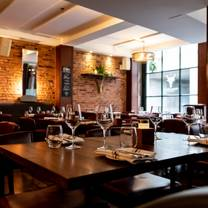 photo of mechant boeuf bar & brasserie restaurant