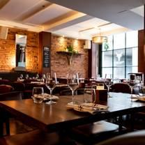 foto von mechant boeuf bar & brasserie restaurant