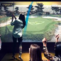 photo of topgolf swing suite at the inn restaurant