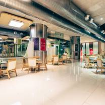 photo of nook restaurant kuala lumpur restaurant