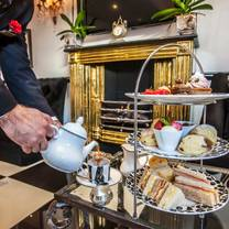 photo of afternoon tea at the duke of richmond restaurant