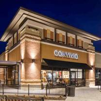 photo of convivio italian artisan cuisine restaurant