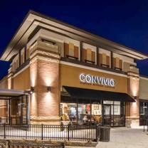 photo of convivio italian artisan cuisine restaurant