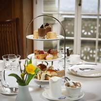 photo of afternoon tea at parliament buildings stormont restaurant