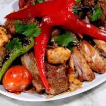 photo of mosaic turkish restaurant restaurant