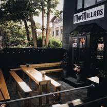 photo of macmillans restaurant