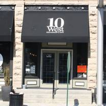 photo of 10 west restaurant & bar restaurant