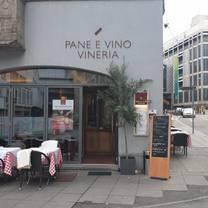 photo of pane e vino ristorante x vineria restaurant