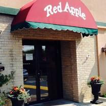 photo of anna's red apple restaurant