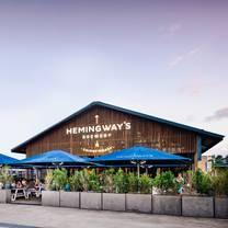 photo of hemingway's brewery - cairns restaurant