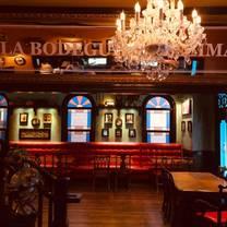 photo of la bodeguita de mima restaurant