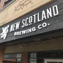 foto von new scotland brewing co. restaurant