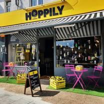 photo of hoppily restaurant
