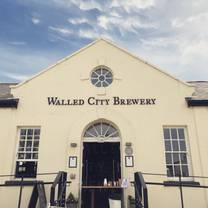 photo of walled city brewery restaurant