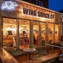 photo of wingshack co restaurant