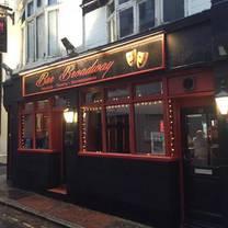 photo of bar broadway restaurant