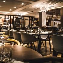 photo of novelli at city quays restaurant