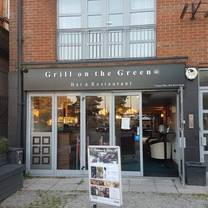 photo of grill on the green restaurant
