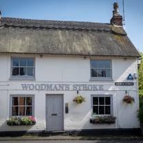 photo of the woodman's stroke restaurant