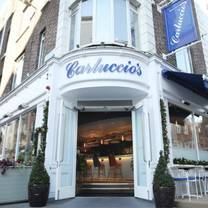 photo of carluccio's - marriott regents park restaurant