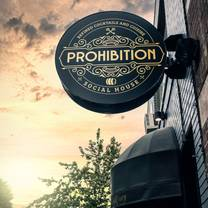 photo of prohibition social house restaurant