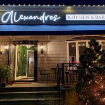 photo of alexandros kitchen & bar - smithtown restaurant