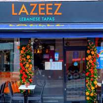 photo of lazeez lebanese tapas restaurant