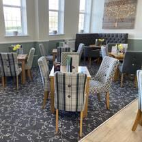 photo of afternoon tea @ appleyard restaurant