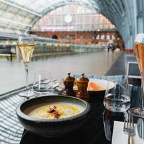 photo of st pancras brasserie by searcys restaurant