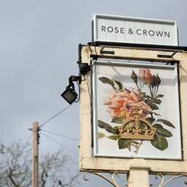 photo of rose & crown restaurant