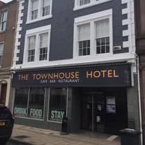 photo of the townhouse hotel arbroath restaurant